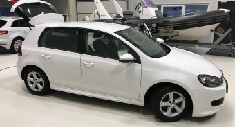 Volkswagen Golf 1,6 TDI 105hk BlueMotion 2011